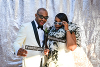 Kenia and Patrick Photo Favors